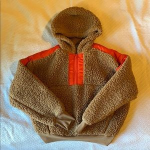 Express Brown Sweater, S